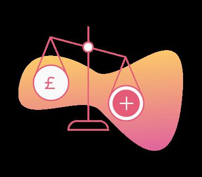 price scales icon