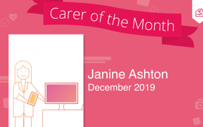 Carer of the month – December 2019