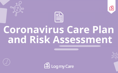 Coronavirus Care Plan And Risk Assessment