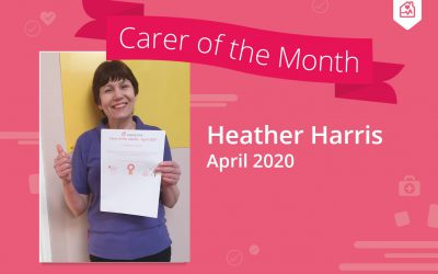 Carer of the Month – April 2020