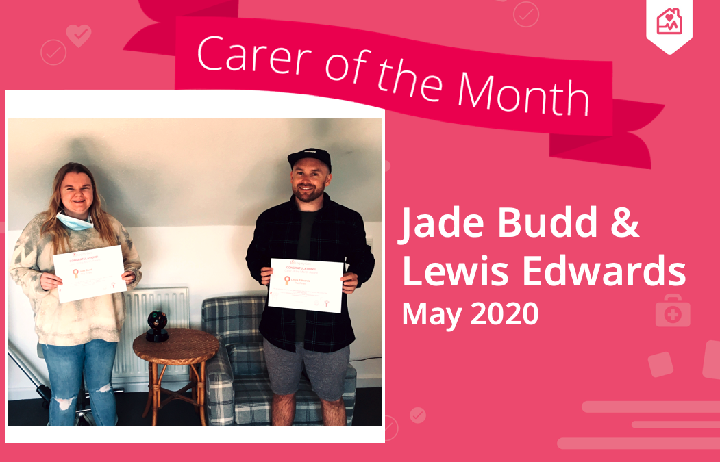 Carer of the Month – May 2020