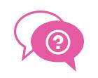 questions speech bubbles icon