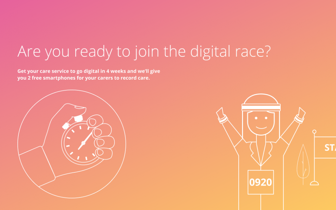 Launching the September Digital Challenge