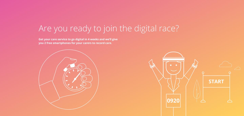 Digital Challenge Blog Header