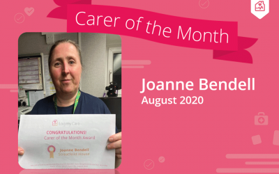 Carer of the Month – August 2020