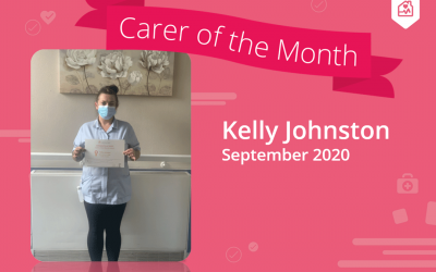 Carer of the Month – September 2020